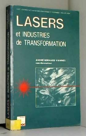 Lasers et industries de...