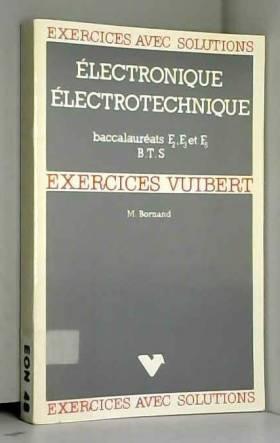 Électronique,...