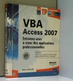 VBA Access 2007 :...