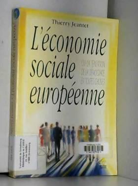 L'économie sociale...