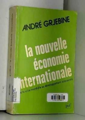 La Nouvelle économie...
