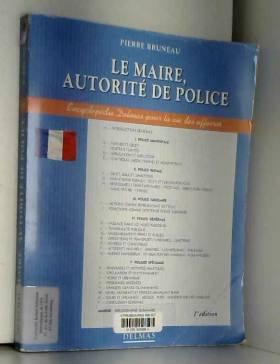 Le Maire, 1re édition....