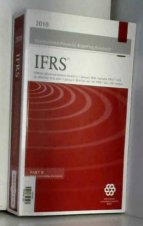 International Accounting Standards Board - International Financial Reporting Part B