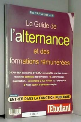 LE GUIDE DE L'ALTERNANCE ET...