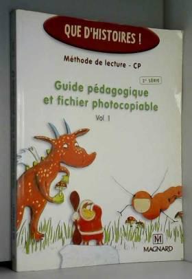 CP t1 methode de lecture