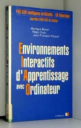 Environnements interactifs...