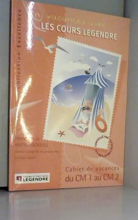 Cahier de vacances du CM1...