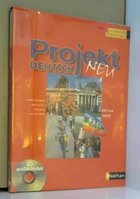 Allemand 1e Projekt Deutsch...