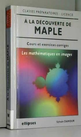A la découverte de maple :...
