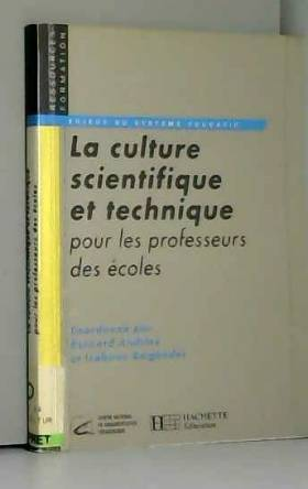 LA CULTURE SCIENTIFIQUE ET...