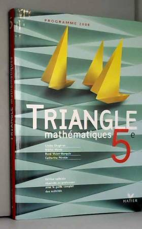 Triangle Mathematiques...