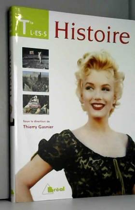 Thierry Gasnier - Histoire Tle L-ES-S