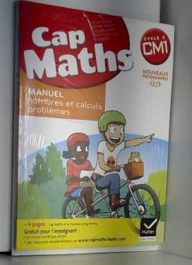 Cap Maths Cycle 3 CM1 :...