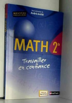 Math 2e Travailler en...