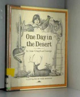Brenner Fred - One Day in the Desert