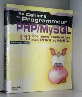 Les Cahiers du programmeur...