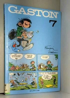 Gaston, tome 7