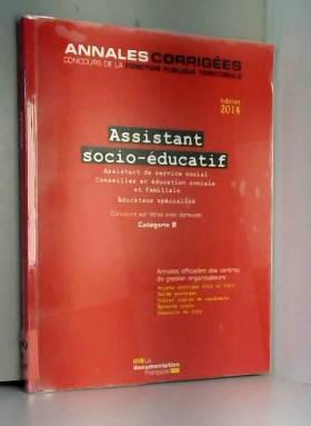 Assistant socio-éducatif...