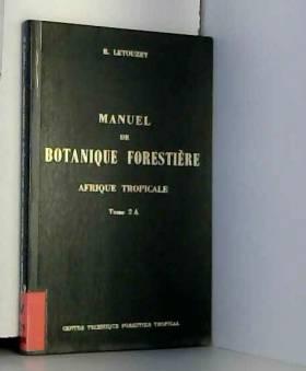 Manuel botanique...