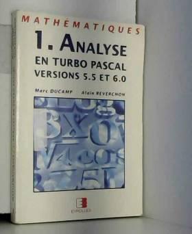 Ducamp - Mathématiques 1 : analyse