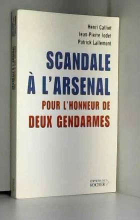 Scandale à l'arsenal : Pour...