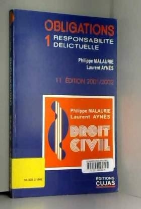 Les obligations. Volume 1,...