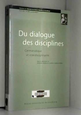 Du dialogue des...
