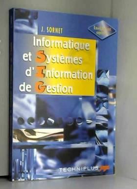Jacques Sornet - Informatique et systèmes d'information de gestion : Enseignement supérieur