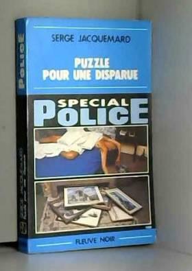 Puzzle pour une disparue...