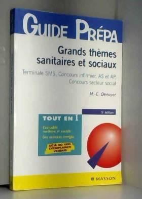 Grands thèmes sanitaires et...