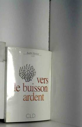 Delaire G - Vers le Buisson Ardent