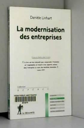 La modernisation des...