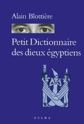 Petit Dictionnaire des...