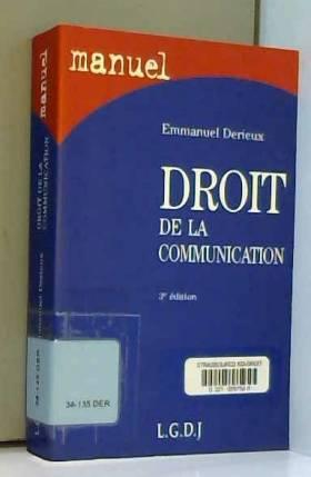 Droit de la communication