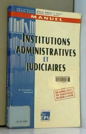 Institutions...