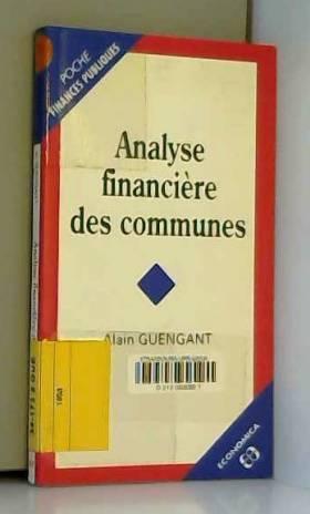 Analyse financière des...