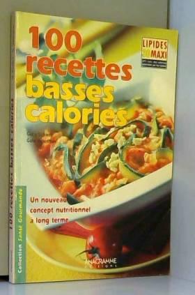 100 recettes basses calories