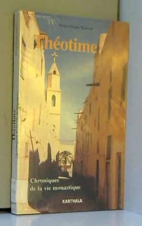 Théotime : Chroniques de la...