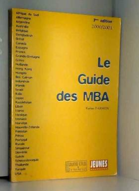 Guide MBA