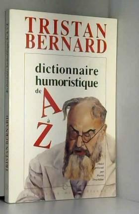 Dictionnaire humoristique...