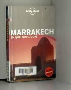 Lonely Planet - Marrakech En quelques jours - 3 ed