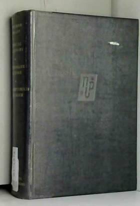 J Fouchier - Chemical dictionary: Dictionnaire de chimie. Fachworterbuch fur Chemie