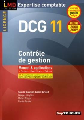 Contrôle de gestion DCG11 :...