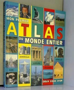 Mon premier atlas du monde...