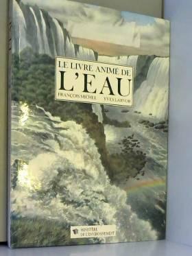 Le livre animé de l'eau