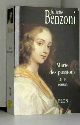 Marie des passions