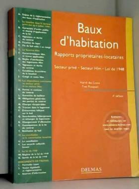 Baux d'habitation :...