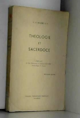 Theologie et sacerdoce