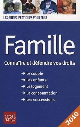Pierre Pruvost - Famille : Connaître et défendre vos droits