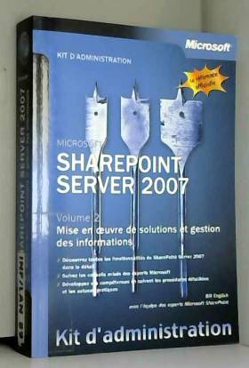 SharePoint Server 2007 -...